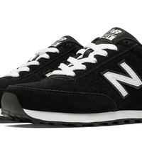 501 New Balance Suede
