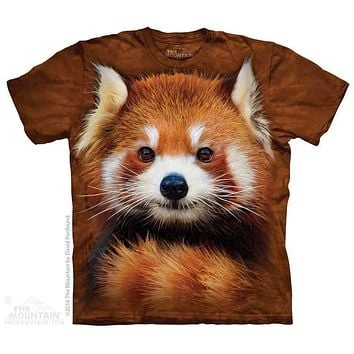Red Panda Portrait T-Shirt