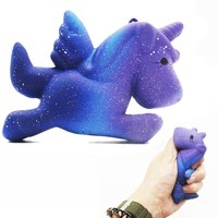 Galaxy Unicorn Scented Squishy Toy Kid Gift