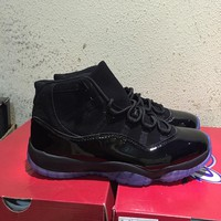 "Nike Air Jordan 11 AJ11 ""Gamma Blue"" Men Women Basketball Shoes Sneaker"