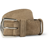 Loro Piana - Suede Belt | MR PORTER