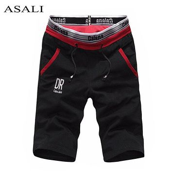 Summer Beach Shorts Men Cotton Men's Fashion Clothing Product Leisure 5xl Moletom Masculino Sweat Short for Men Sportwear Shorts