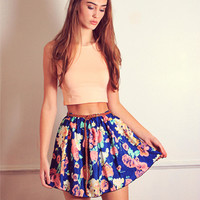 Field Flower Skirt