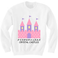 CRYSTAL CASTLES SWEATER