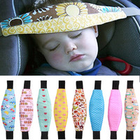 Car Safety Seat Sleep Positioner Infants And Baby Head Support