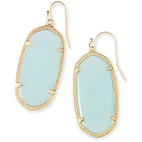 Kendra Scott: Elle Earrings In Chalcedony