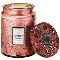 Voluspa Persimmon & Copal Large Jar Candle
