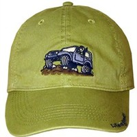 """All Things Jeep - Life is good """"Rock On"""" Chill Cap, Sprout Green"""