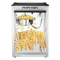 Great Northern Popcorn 6200 Skyline Popcorn Machine with 8-Ounce Kettle