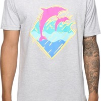Pink Dolphin 90's Wave T-Shirt