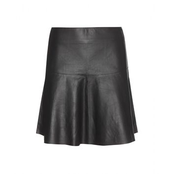 by malene birger - ponillas leather skirt