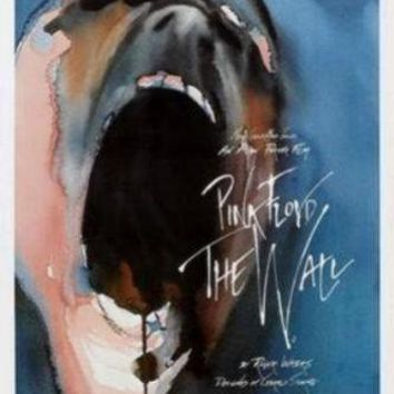 Pink Floyd The Wall poster 16in x24in