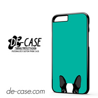 Watching Boston Terrier DEAL-11832 Apple Phonecase Cover For Iphone 6 / 6S