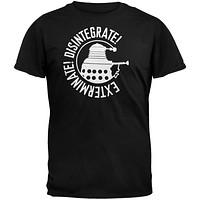 Doctor Who - Exterminate Disintegrate T-Shirt