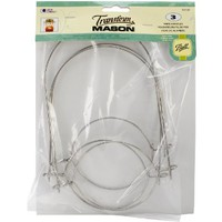 Loew-Cornell Mason Ball Jar Wire Handles (Handle-Ease), 3-Pack