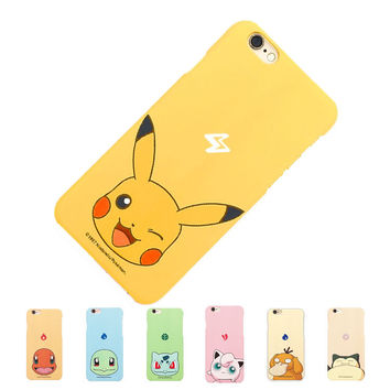 Pokemon iPhone 5/5S/6S/6+ Case