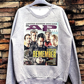A Day To Remember Sweatshirt Crewneck Sweater Unisex
