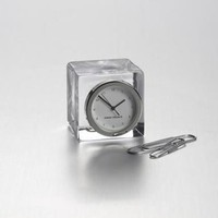 Simon Pearce Woodbury Mini Clock Boxed, by Simon Pearce - Corzine & Co. on Taigan