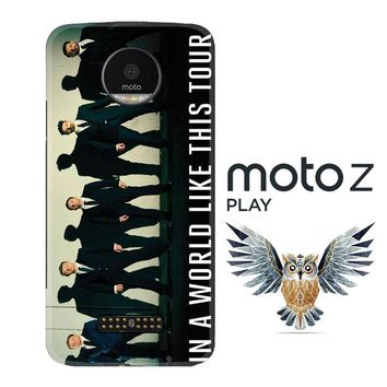Backstreet Boys BSB Z0125 Motorola Moto Z Play Case