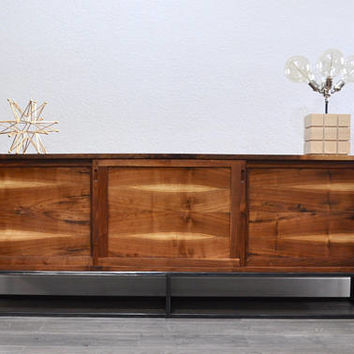 "Mid Century Sideboard, Mid Century Credenza, Media Cabinet, Modern Sideboard, Modern Credenza, Modern Cabinet -""The Tarrytown Sideboard"""