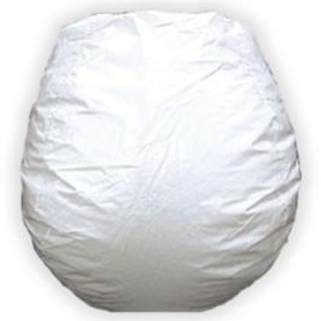 Bean Bag White
