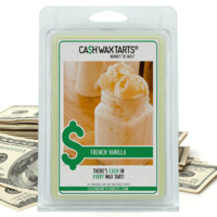 French Vanilla | Cash Wax Melt