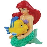 Little Mermaid Ariel and Flounder Salt and Pepper Shakers - Westland Giftware - Little Mermaid - Kitchenware at Entertainment Earth