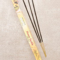 Flute Honey Suckle Incense
