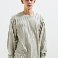 UO Stripe Long Sleeve Tee | Urban Outfitters