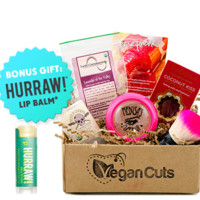 Vegan Beauty Box Subscription - Vegan Cuts Beauty Box
