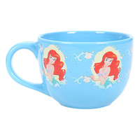 Disney The Little Mermaid Ariel Soup Mug