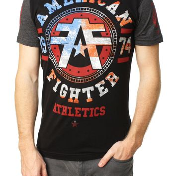 American Fighter Men's Davenport Graphic T-Shirt