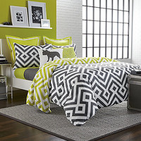 Studio 3B™ Blake Reversible Duvet Cover and Sham Set