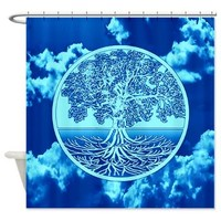 Reality Shower Curtain> Shower Curtains> The Tree of Life Shop