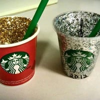 Starbucks Mini Cup Orniments