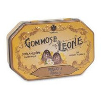 Pastiglie Leone Propolis Gummy Sweets in Metal Tin