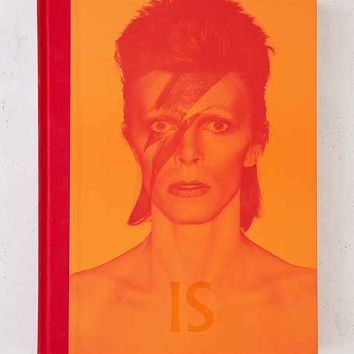 David Bowie Is By Victoria Broackes & Geoffrey Marsh