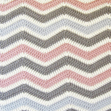 Best Crochet Chevron Blanket Pattern Products On Wanelo