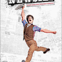 Newsies the Broadway Musical Piano/Vocal Selections Songbook