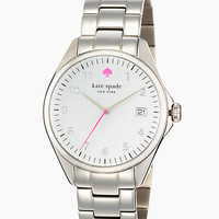 Kate Spade Seaport Grand Watch Stainless Steel ONE