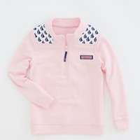 Girls Tiny Boats Shep Shirt