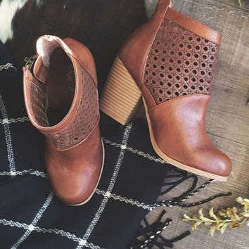 Sugar & Spice Booties