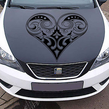 playing cards car hood decal playing cards Car Decals cards Car Truck playing cards Side Body Graphics Decal Sticker for car ikcar85