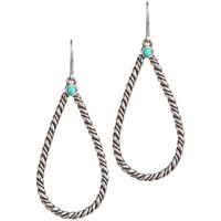 Women's Loulabelle Rope Drop Earrings