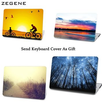 Laptop Case For Apple Macbook Air 11 13 hard case For Macbook Pro 13 15 Retina