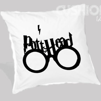 Harry Potter Pott Head Pillow Cover