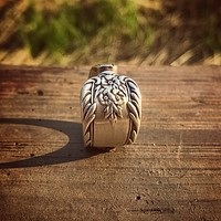 Blume Sterling Spoon Ring