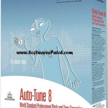 Antares Autotune 8 Crack Key + Patch Full Version Download