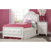 2830 Madison - Upholstered Bed