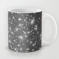 Logic Will Get You From Point A to Point B (Geometric Web/Constellations) Mug by soaring anchor designs ⚓ | Society6